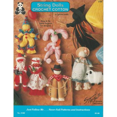 String Doll Patterns McNeill 2160