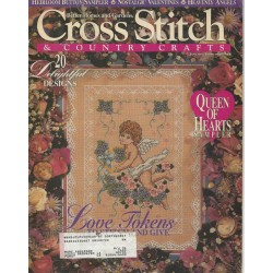 Cross Stitch Magazine Pat 90s