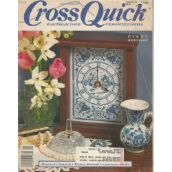 Cross Quick Stitch Magazine 80s