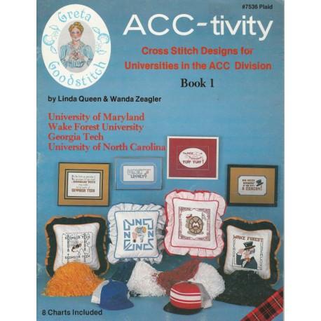 Greta Goodstitch ACC-tivity Cross