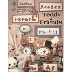 Dale Burdett Teddy N Friends 495