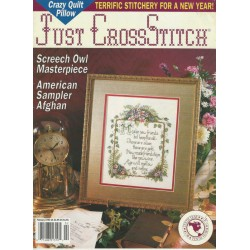 Just Cross Stitch Patterns Fe 93