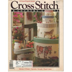 Cross Stitch Pat Mag Mar 1991