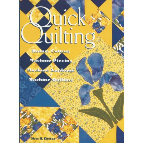Quick Quilting Pattern Book