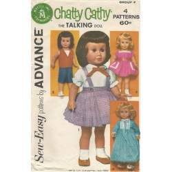 Advance Pattern Chatty Cathy 2897