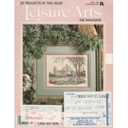 Leisure Arts Mag Cross Stitch Crafts