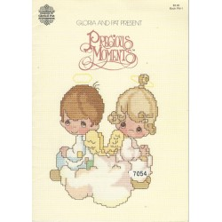 Precious Moments Cross Stitch PM1