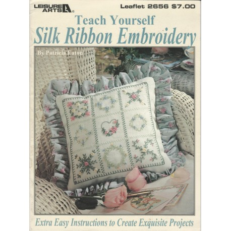 Silk Ribbon Embroidery Instructions