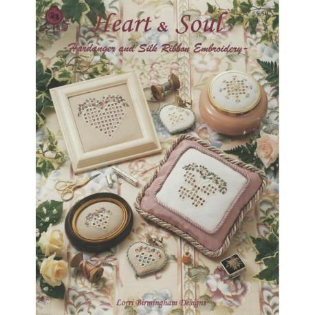 Heart & Soul Hardanger Silk Ribbon