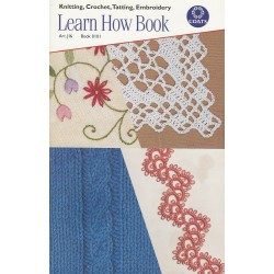How to Knit Crochet Tat Patterns