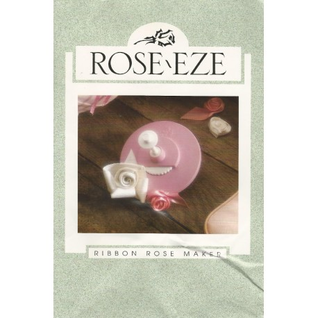 Rose EZE Ribbon Rose Maker
