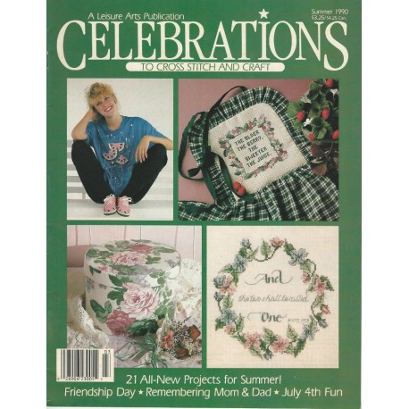 Celebrations Mag Cross Stitch 90
