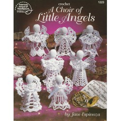 Crochet Choir of Little Angels 1223