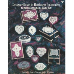 Hardanger Embroidery Boxes 0202
