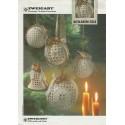 Zweigart Hardanger Xmas Ornaments