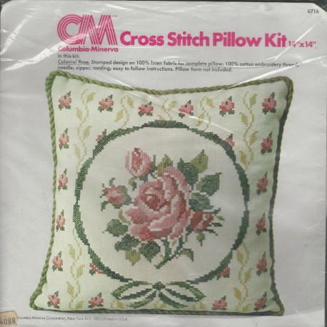 Columbia Minerva Cross Stitch Kit