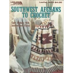 Afghans Southwest Crochet 1233