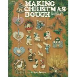 Making Xmas Dough Overmyer