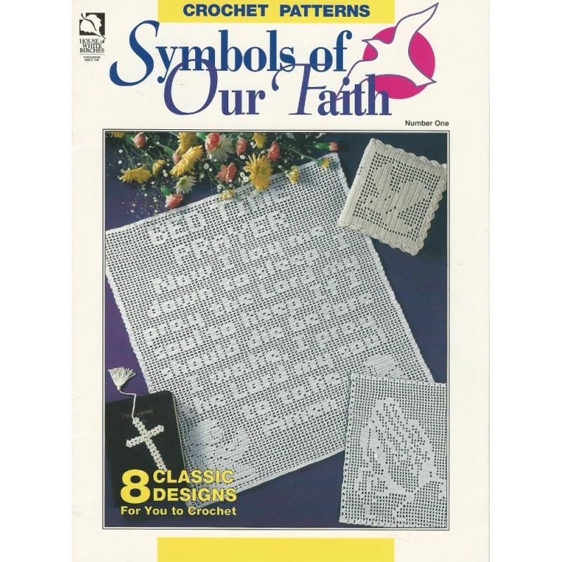 Religious Crochet Patterns Symbols
