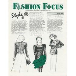 Fashion Focus Mag American Institute