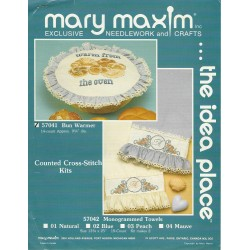 Mary Maxim Bun Warmer 57041
