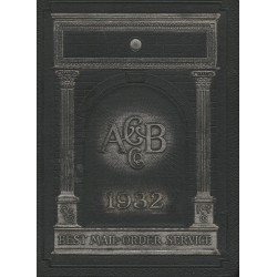 1930s AC Becken Trade Catalog