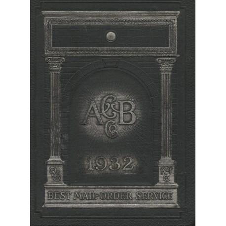 1930s AC Becken Trade Catalog