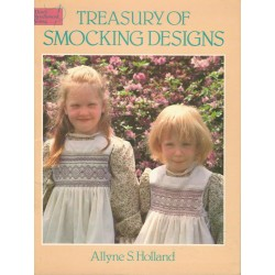 Treasury of Smocking Designs