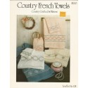 French Towels Cross Stitch 118