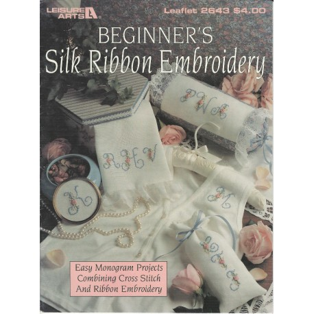 Beginners Silk Ribbon 2643