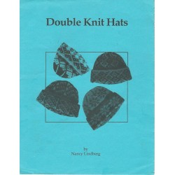 Double Knit Hats Patterns Lindberg