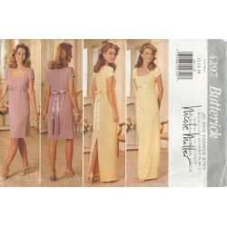 Butterick Evening Dress Pattern 4297