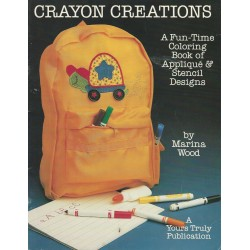 Crayon Creations Applique Patterns