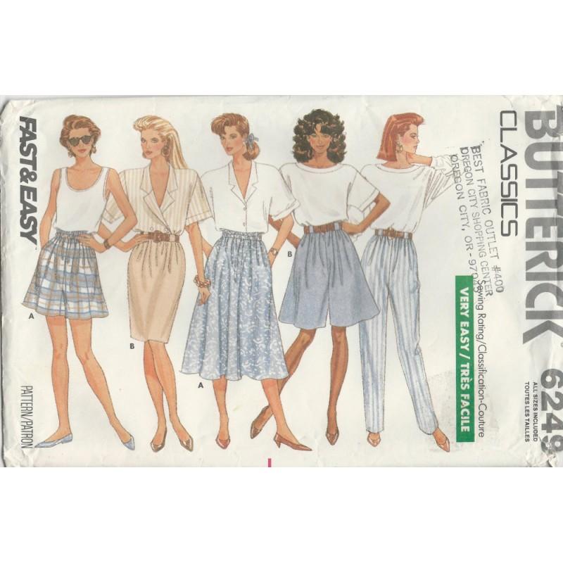 Womens Skirt Shorts Pants 6249 b88002f03