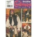 Mens Pirate Costume Pattern 4923