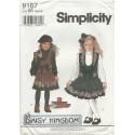 Daisy Kingdom Girl's Dress 9167