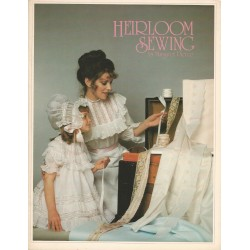 Heirloom Sewing Margaret Pierce