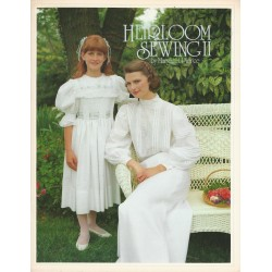Heirloom Sewing II Margaret Pierce