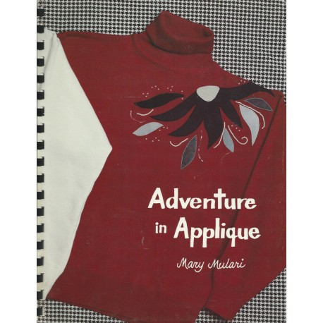 Adventure in Applique Mulari