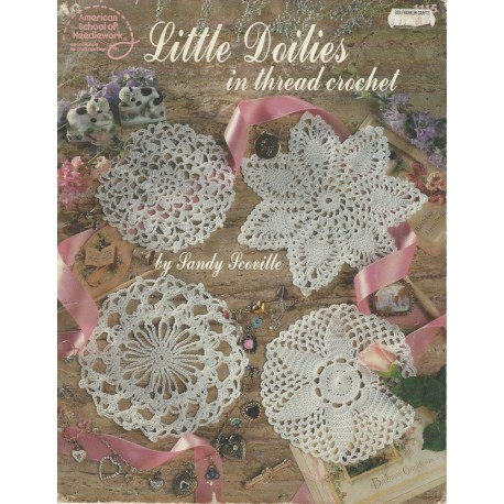 Little Doilies Thread Crochet Scoville