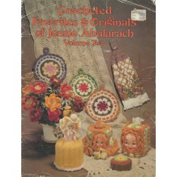 Crocheted Favorites Original Patterns