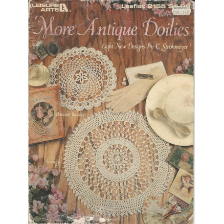 More Antique Doilies 2155 Leisure