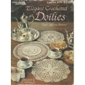 Elegant Crocheted Doilies 972