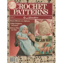 Herrschners Crochet Patterns 1990