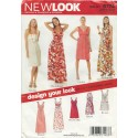 New Look Dress Pattern 6774