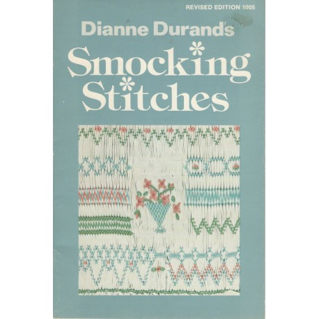 Smocking Stitches Durand's 1005