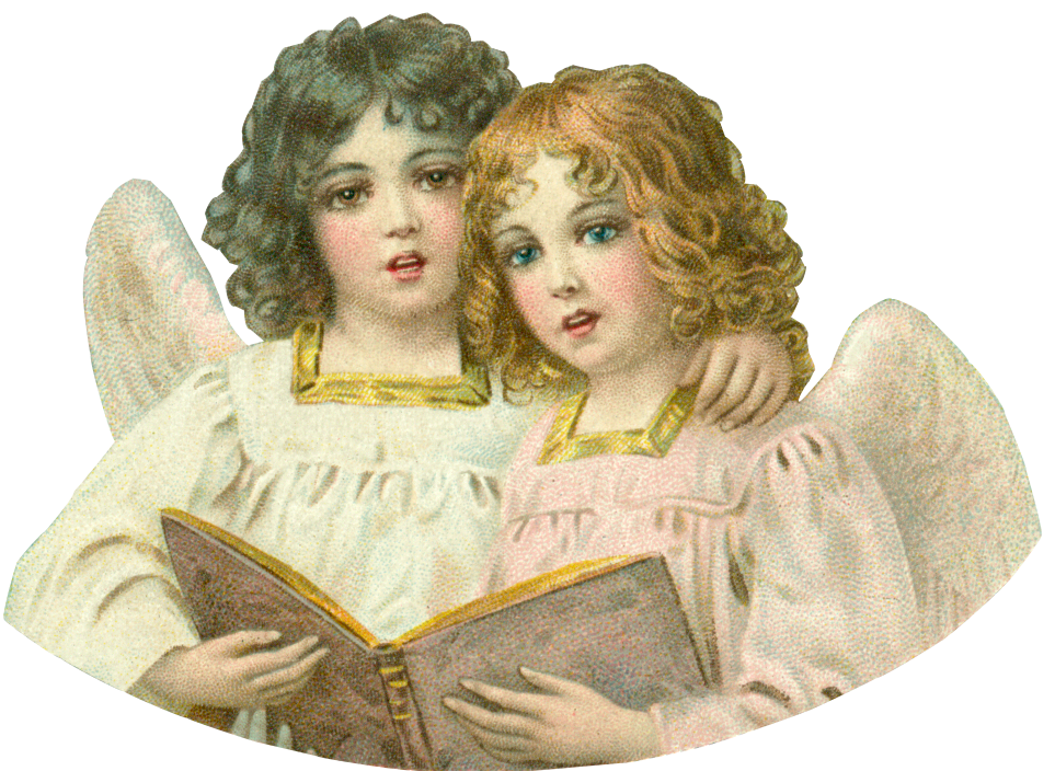Two Angels Picture